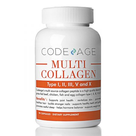 Multi-Collagen Protein Capsules