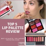 top 5 Lip Palette review