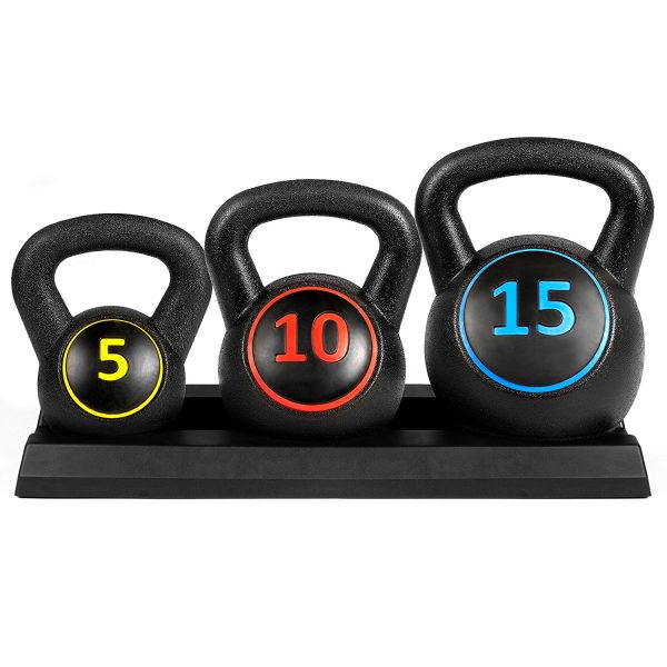 Single Arm Kettlebell Floor Press