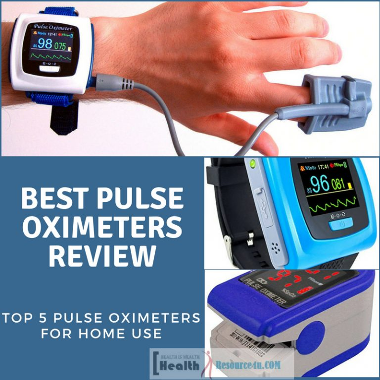 Best Pulse Oximeters for Home Use