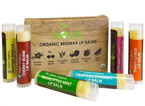 Organic Lip Balm by Sky Organic