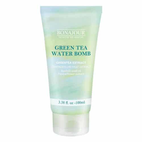 Green Tea Natural Moisturizing Cream