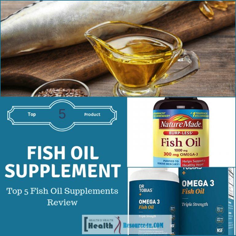 Best Fish Oil Supplements Review