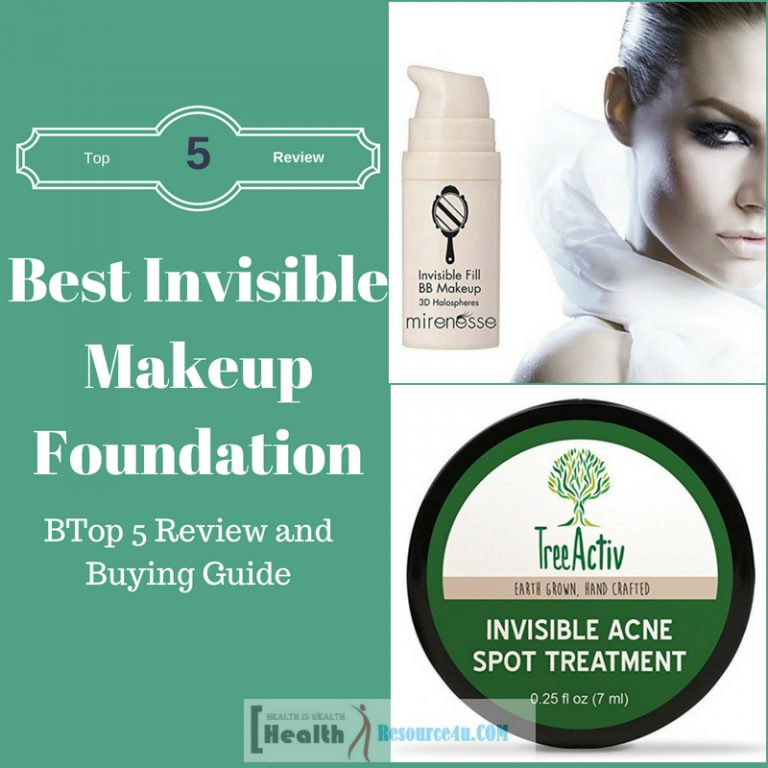 Best Invisible Makeup Foundation