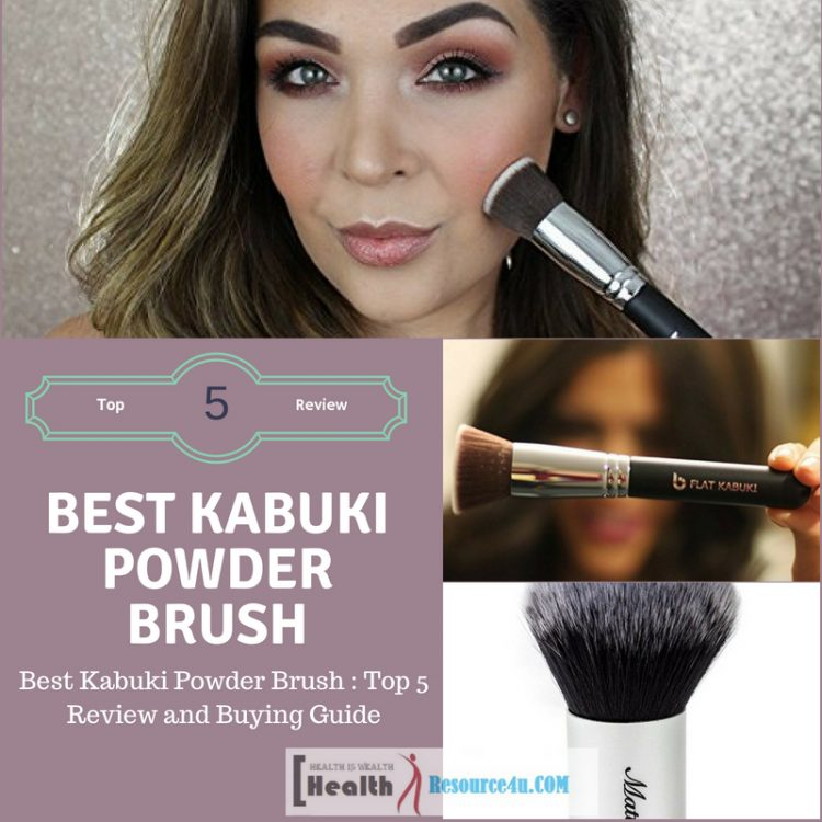 Best Kabuki Powder Brush