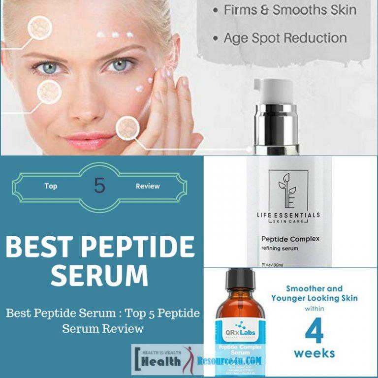 Best Peptide Serum
