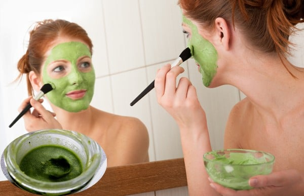 Green Tea Face Packs