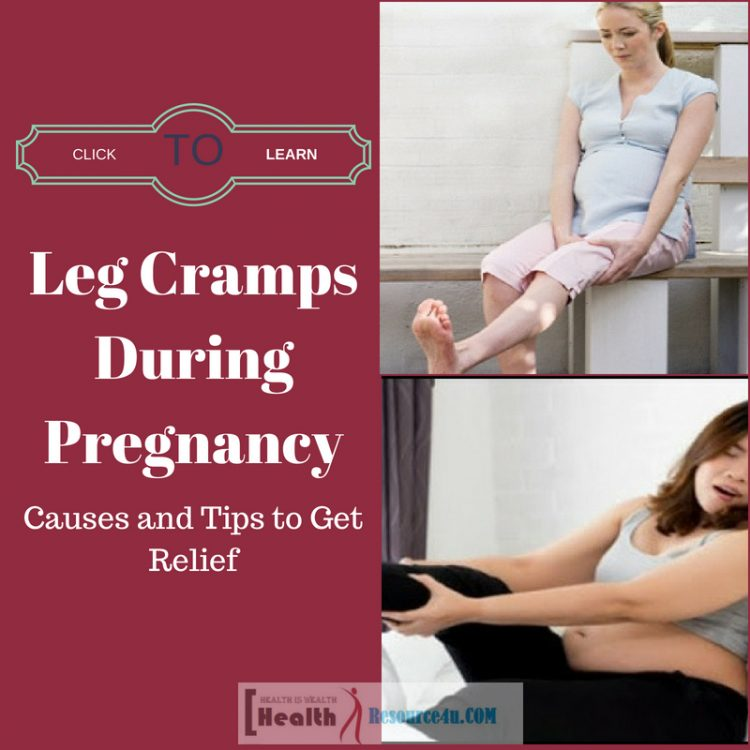 Leg Cramps During Pregnancy