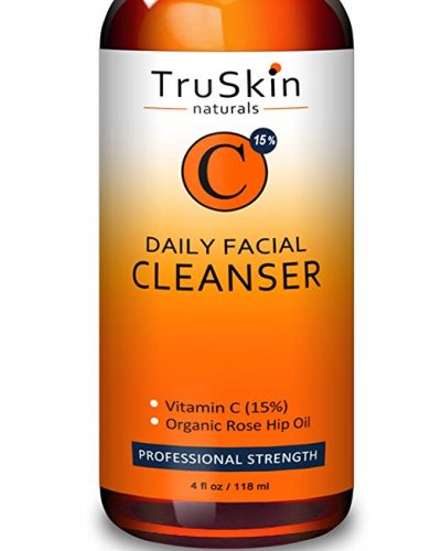TruSkin Naturals Daily Facial Cleanser and Face Wash