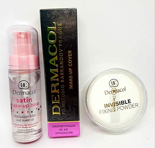 KIT Dermacol Make-up Cover Full Coverage Foundation