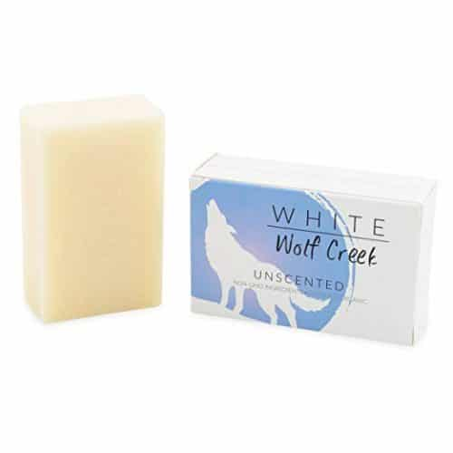 White Wolf Creek All Natural Organic Soap
