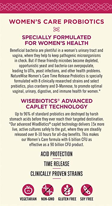 NatureWise Probiotics for Women