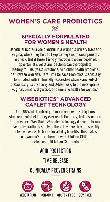 NatureWise Probiotics for Women