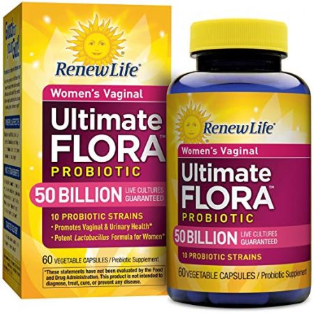 Renew Life: Ultimate Flora Vaginal Probiotic