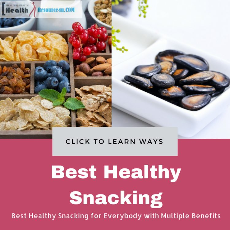 Best Healthy Snacking