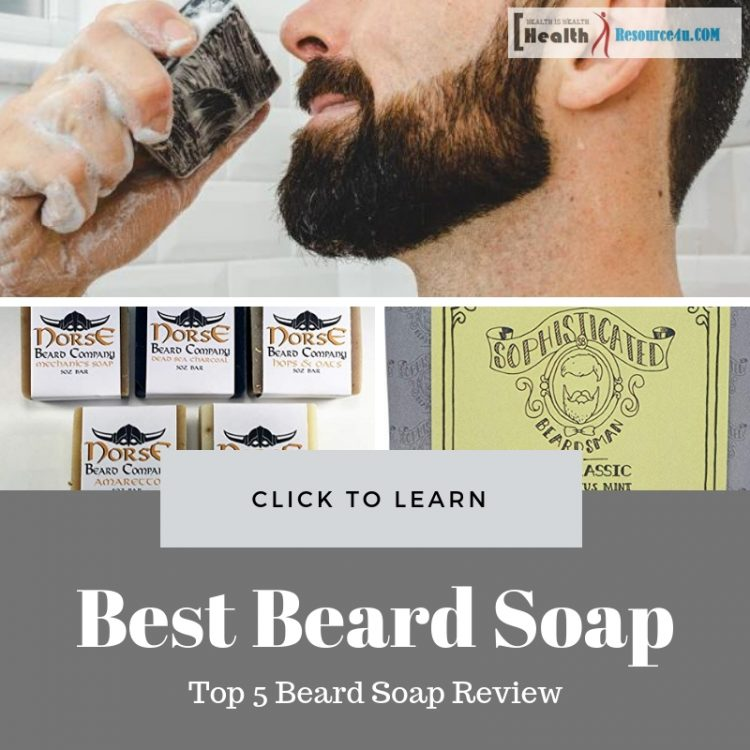 Top 5 Best Beard Soap Review
