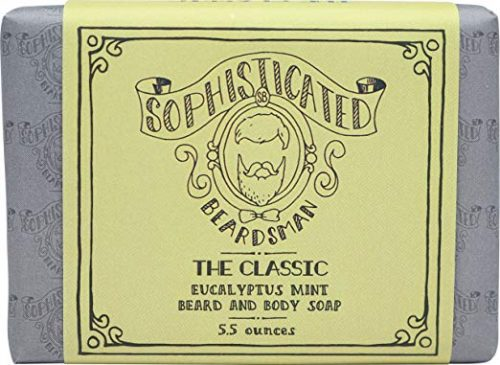 Sophisticated Beardsman Beard and Body Soap