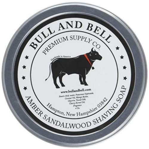 Bull and Bell Beard Soap