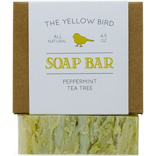 Yellow Bird All Natural Soap Bar