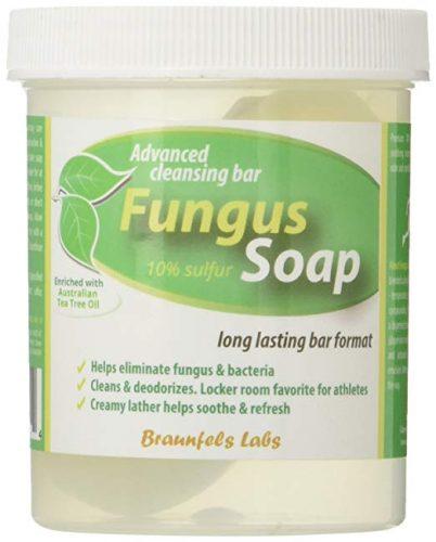 Fungal Jock Itch Soap