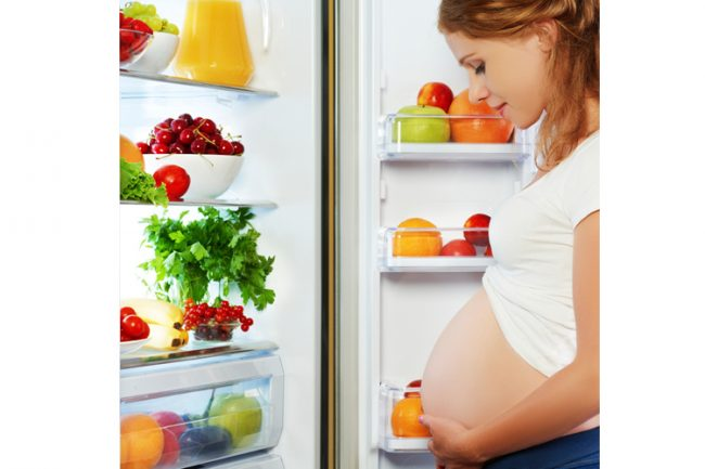 complete pregnancy diet for a healthy kid