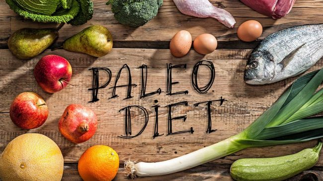 lists of the paleo diet