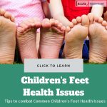 Common Childrens Feet Health Issues