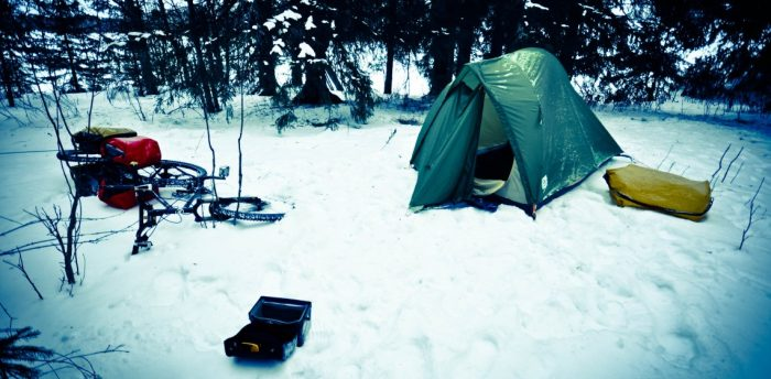 tips for winter camping sensation