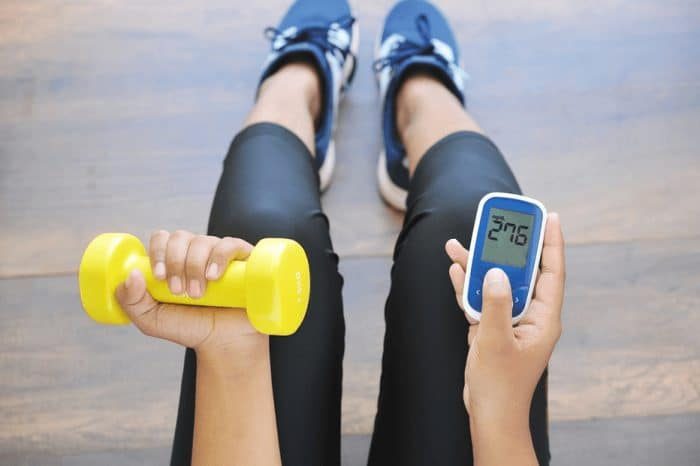 tips for a safe workout for diabetics