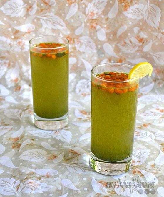 jaljeera juice
