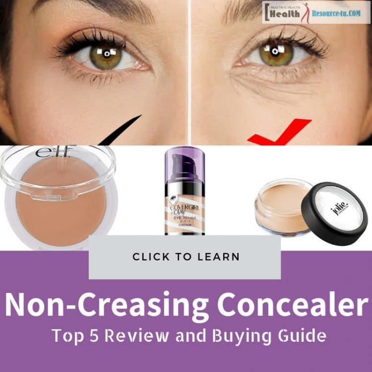 Best Non-Creasing Concealer