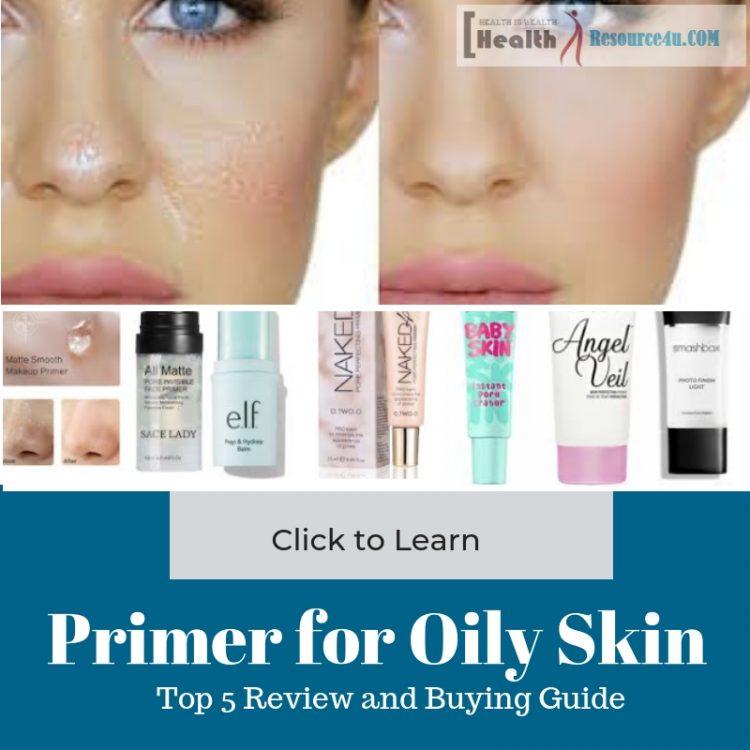 Best Primer for Oily Skin