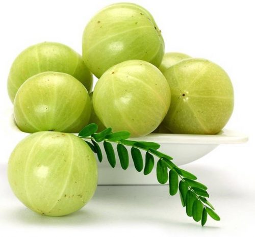 Amla and Water