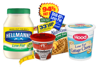 low-fat foods