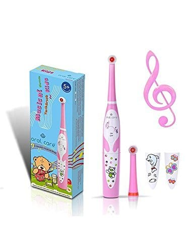 Oral Care Kids Oscillating Toothbrush