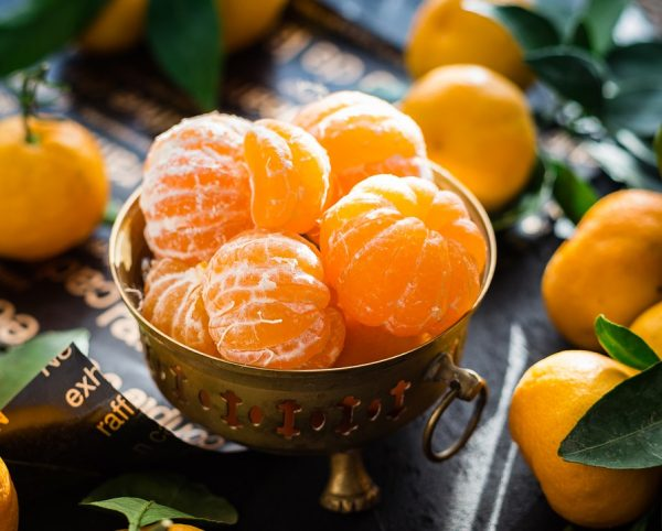 Mandarin Orange & Orange