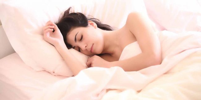 why people who get enough sleep are beautiful