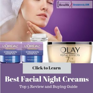Best Facial Night Creams