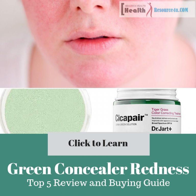 Best Green Concealer for Redness Review