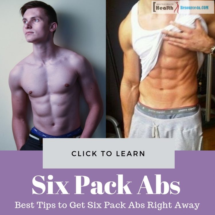 Tips to Get Six Pack Abs