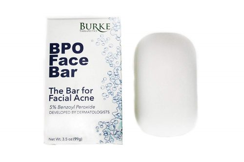 BPO Face Bar for Acne Treatment with Benzoyl Peroxide