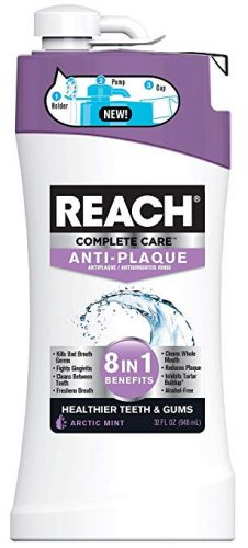 Reach Complete Care Anti-Gingivitis Mouth Rinse