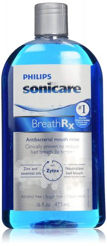 Philips Sonicare Breathrx Mouth Rinse for Gingivitis