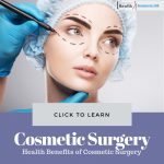 Health Benefits of Cosmetic Surgery
