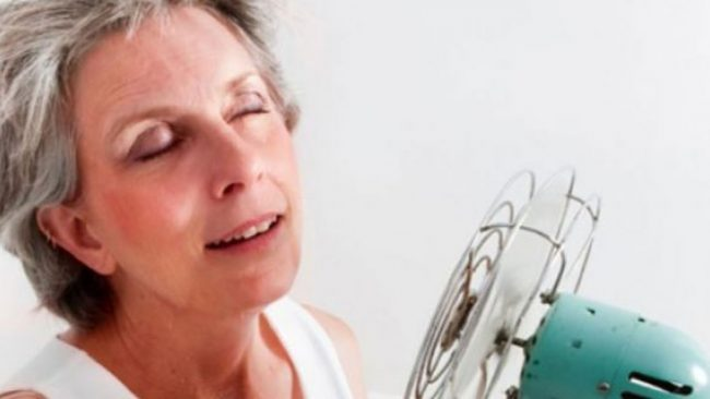 treatment for hot flashes after menopause