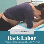 Back Labor how to prevent