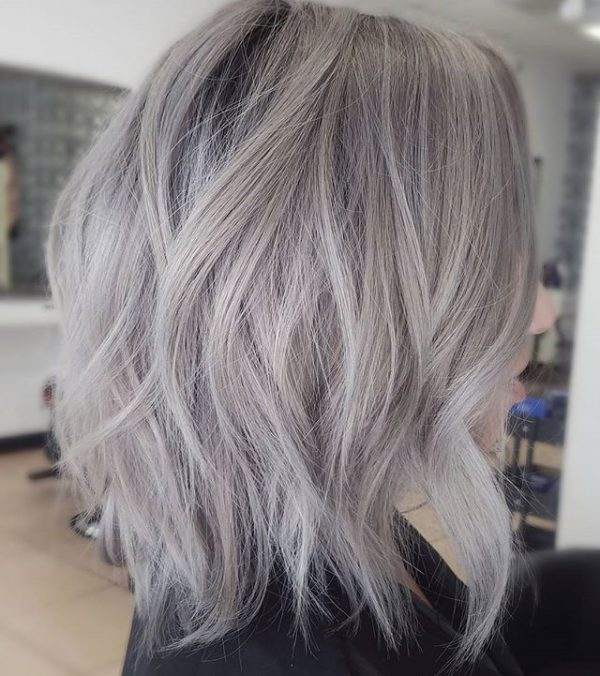 causes of gray hair issue