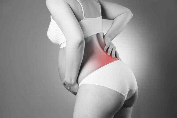 symptoms of back labor