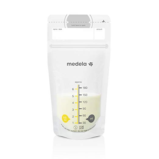 Medela Breast Milk Storage Bags,