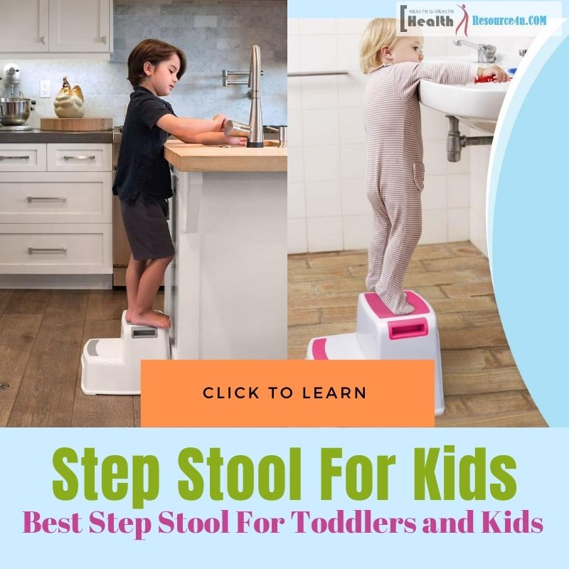 Step Stool For Toddlers and Kids